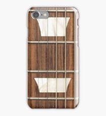 Rosewood Fretboard iPhone Case/Skin