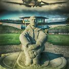 Battle of Britain Memorial by Nigel Bangert