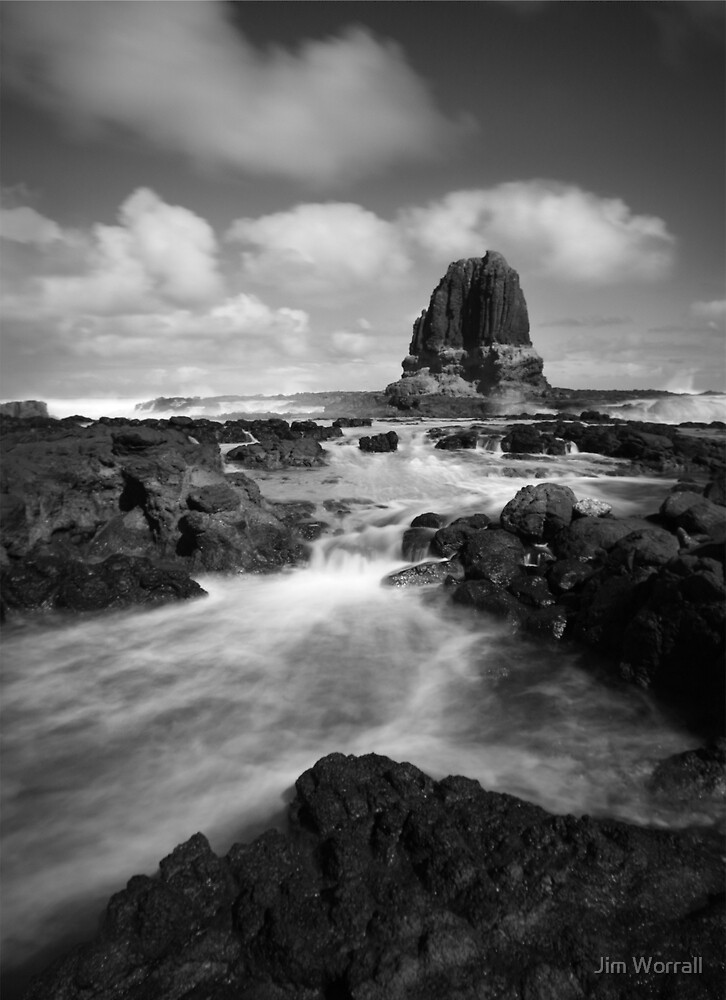 Pulpit Rock by Jim Worrall