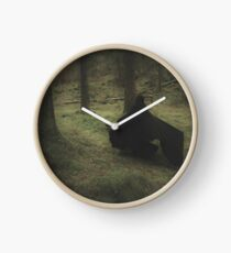 There's A Rumour Of A Witch In The Wood Clock