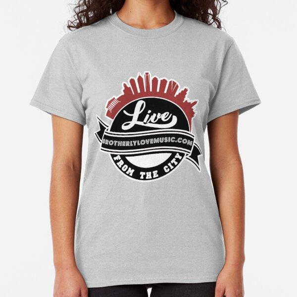 LOVE Park Urban PHILLY Skater T-Shirt • City of Brotherly Love Skateboarder TEE