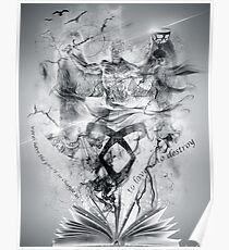 shadowhunters - all the stories are true Poster