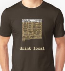 New Mexico Drink Local Beer T-shirt Unisex T-Shirt