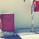 Old School communication by iamelmana