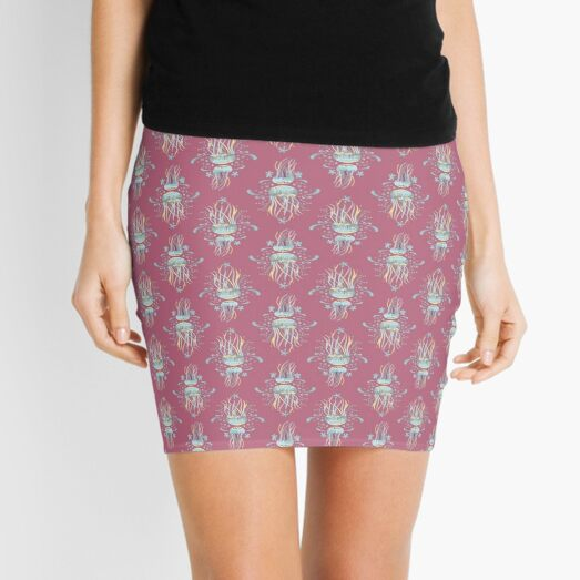 Aquaria Mini Skirt