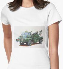 Bedford breakdown AFS. Women's Fitted T-Shirt