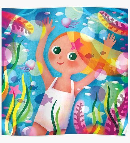 Hello Summer! Poster