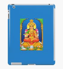 Hindu Goddess Lakshmi Indian Oriental Art iPad Case/Skin