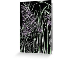 FLORENCE COLOUR Greeting Card