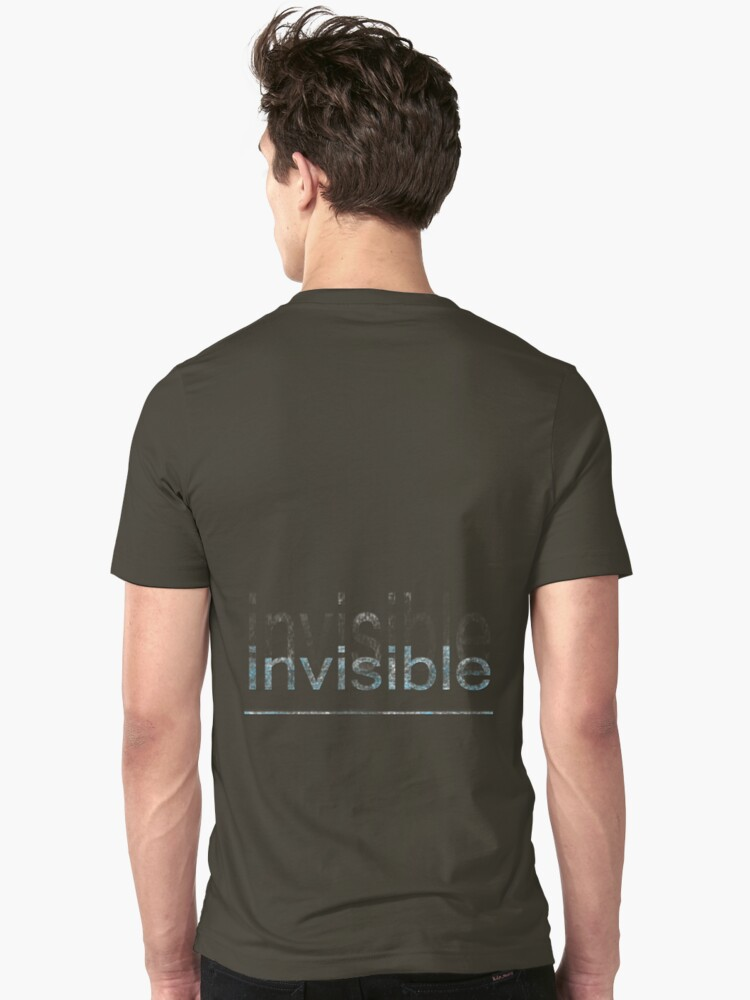 Invisible ~ by TeaseTees