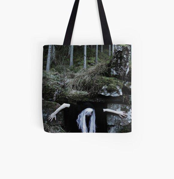 Return Of Winter II All Over Print Tote Bag