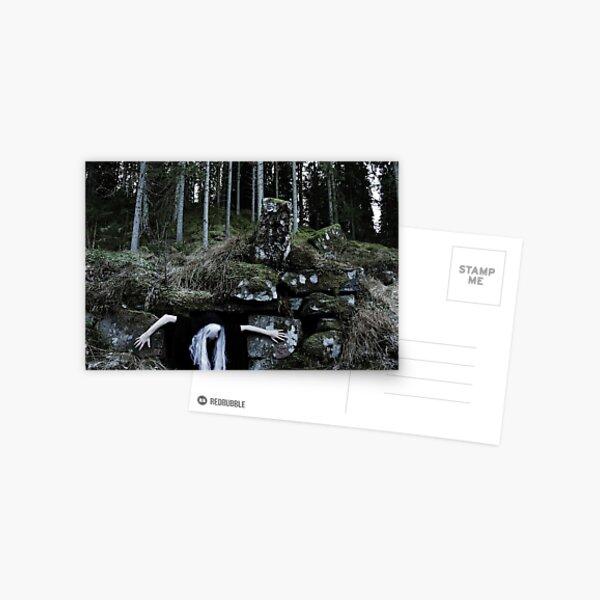 Return Of Winter II Postcard