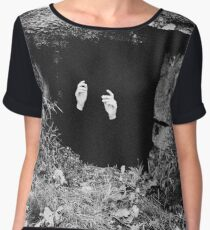 The Damned Chiffon Top