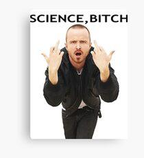 Jesse Pinkman - ''Science Bitch'' - Breaking Bad Canvas Print