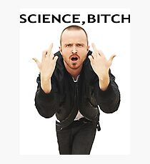 Jesse Pinkman - ''Science Bitch'' - Breaking Bad Photographic Print