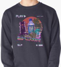 Vaporwave Fidschi Flasche Sweatshirt