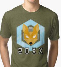 Fox 20XX Melee Shine Tri-blend T-Shirt