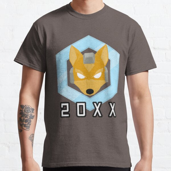 Fox 20XX Melee Shine Classic T-Shirt