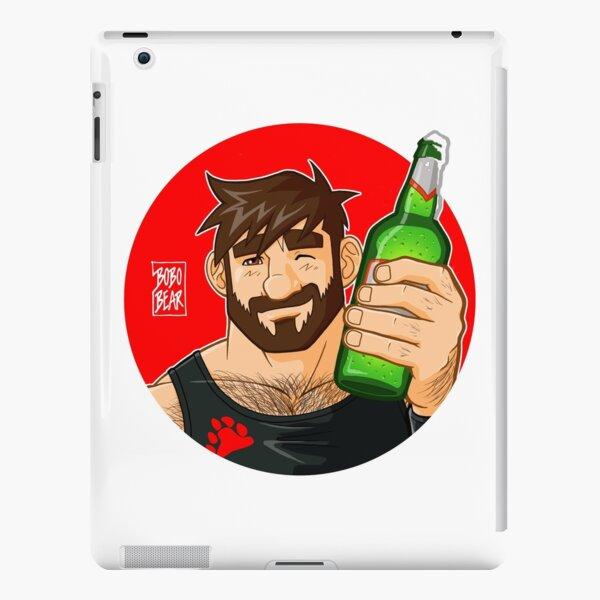 ADAM LIKES BEER iPad Snap Case