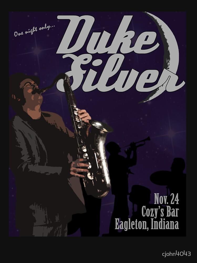 Duke Silver by cjohn4043
