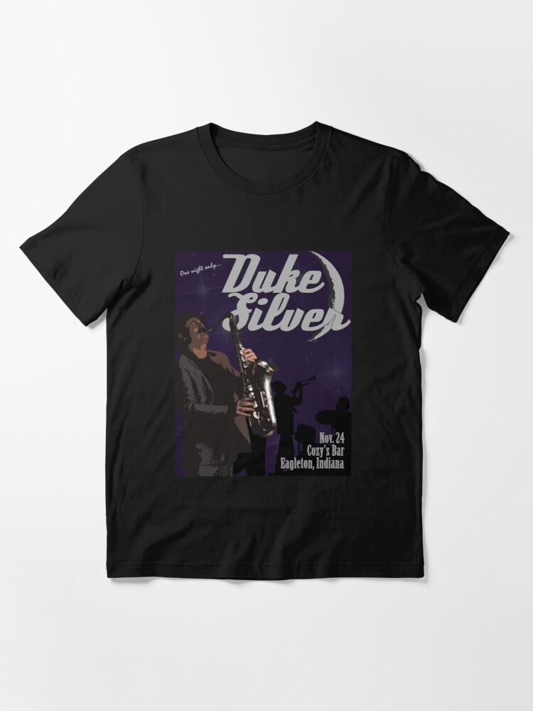 Alternate view of Duke Silver Essential T-Shirt