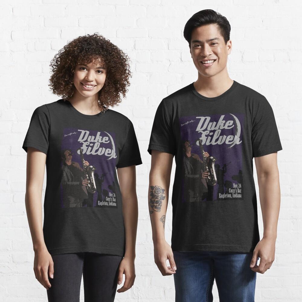 Duke Silver Essential T-Shirt