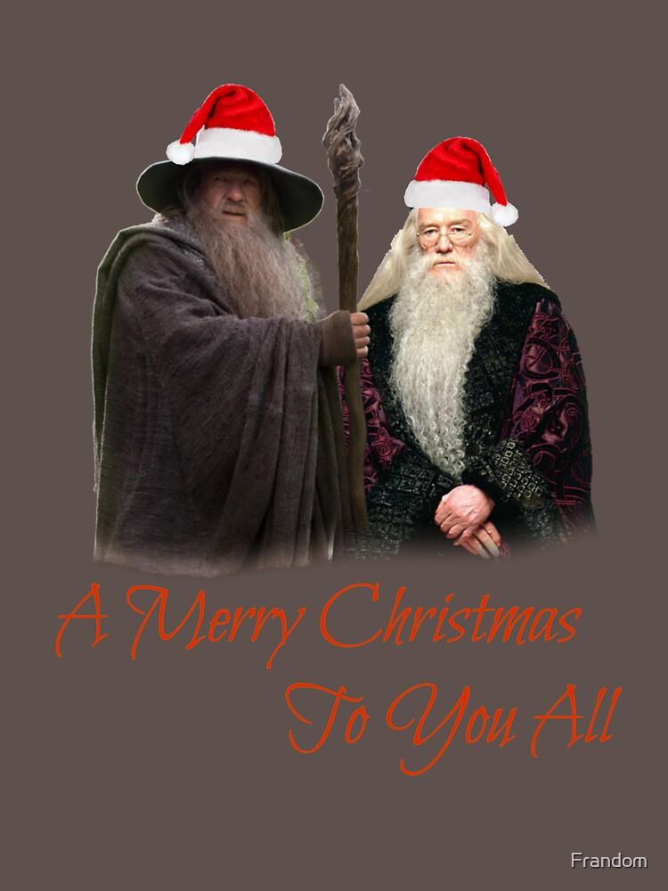 Christmas Wiz by Frandom