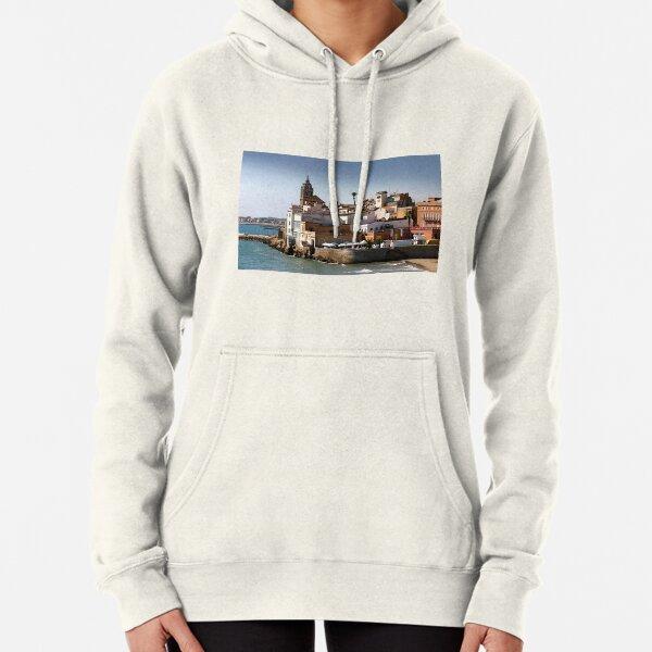 Sitges skyline Pullover Hoodie