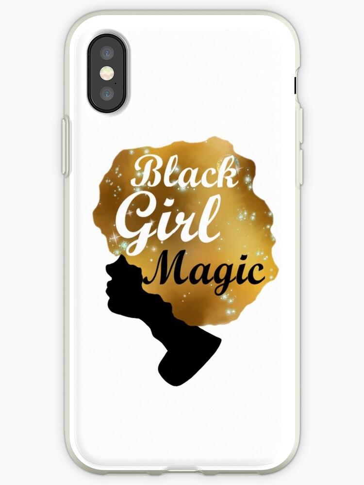Black Girl Magic by weirdghosts
