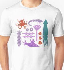 Sea Creatures Unisex T-Shirt