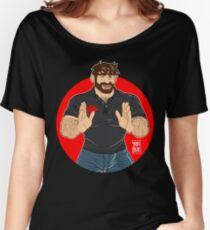 ADAM LIKES XXL Women's Relaxed Fit T-Shirt