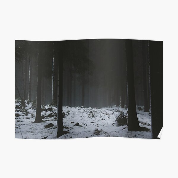 The Whispering Forest Poster