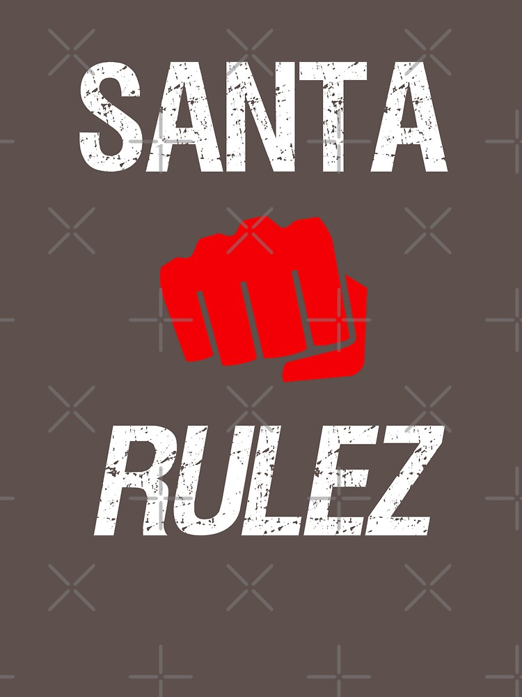 Santa Claus rulez by playloud