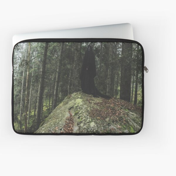 Witch of the Northlands Laptop Sleeve