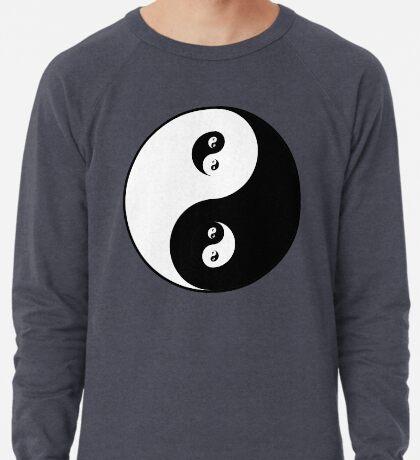 Ying Yang Lightweight Sweatshirt