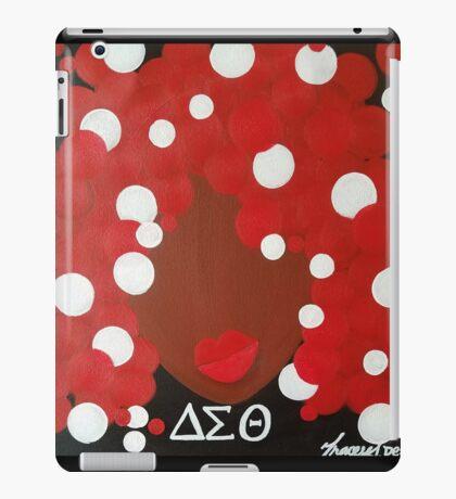 Delta Diva iPad Case/Skin