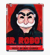 Mr Robot FSociety iPad Case/Skin