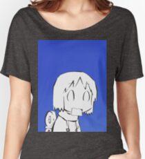 Nano from Nichijou anime Women's Relaxed Fit T-Shirt
