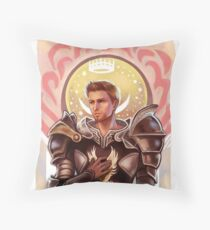 His rose Throw Pillow