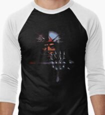 mr e Men's Baseball ¾ T-Shirt