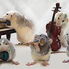 The Quintet by Ellen van Deelen