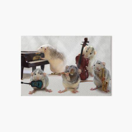 The Quintet Art Board Print