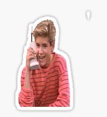 Zack Morris Hotline Bling Sticker