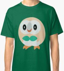 Rowlet Pokemon Sun and Moon Classic T-Shirt