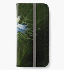 Nigella iPhone Wallet/Case/Skin