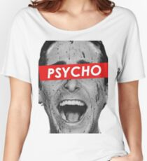 American Psycho - Patrick Bateman  Women's Relaxed Fit T-Shirt