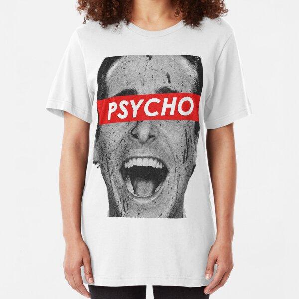 American Psycho - Patrick Bateman  Slim Fit T-Shirt