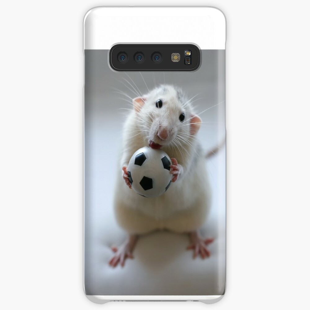 Learning how to play soccer. Case & Skin for Samsung Galaxy