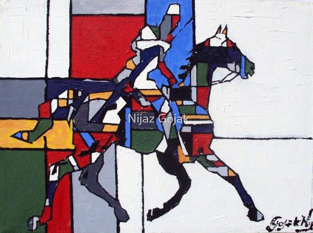 horseman by nijaz gojak