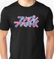 Flip Flappers Logo Unisex T-Shirt